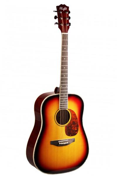 О гитаре: теория и практика Акустическая гитара