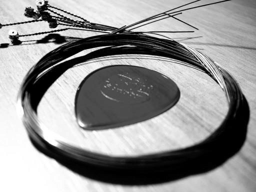 О гитаре: теория и практика Виды струн