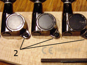Подготовка электрогитары к игре