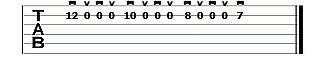 О гитаре: теория и практика Приемы игры на электрогитаре