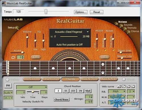 О гитаре: теория и практика Эмуляторы, vst-плагины и сэмплеры